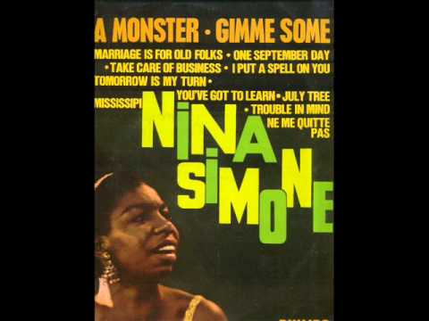 Take Care Of Business - Nina Simone