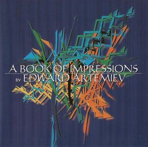 A book of impressions by Edvard Artemiev