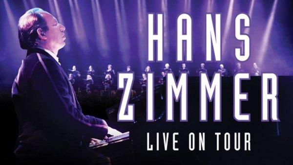 Ханс Циммер впервые отправится на гастроли